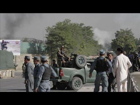 Taliban Attacks Afghan Presidential Palace   Afghanistan News   Afghanistan Video