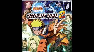 No.44 Training Ground Forest of Death -Naruto Ultimate Ninja 2