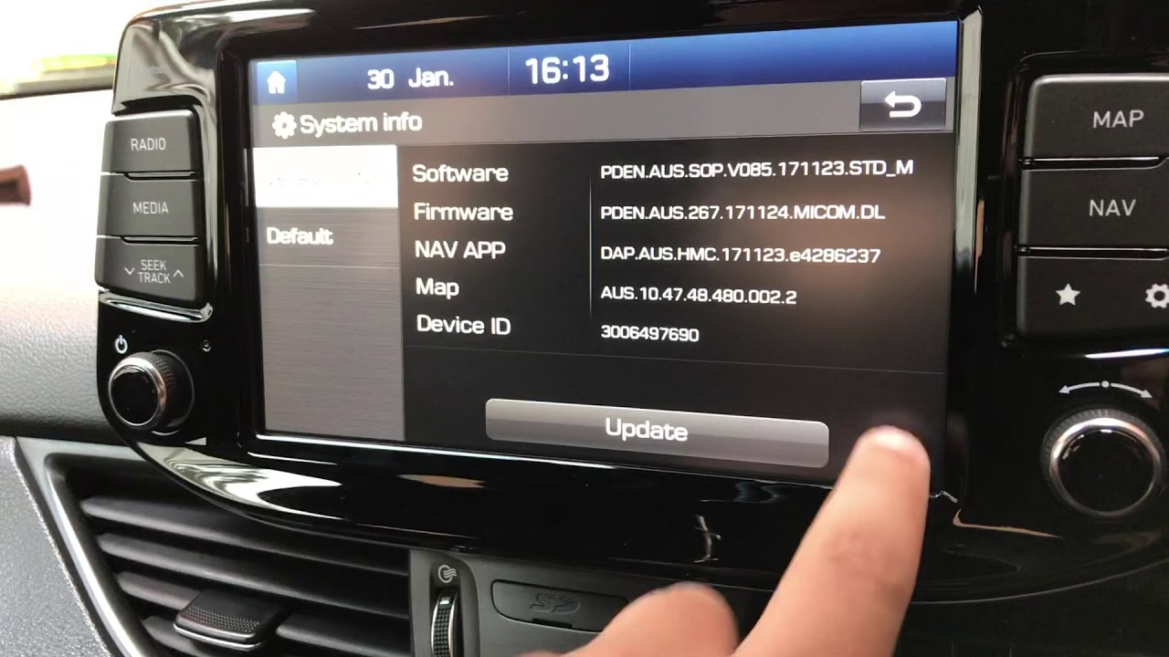 Radio Engineer Mode / Android | Page 2 | Hyundai i30 N
