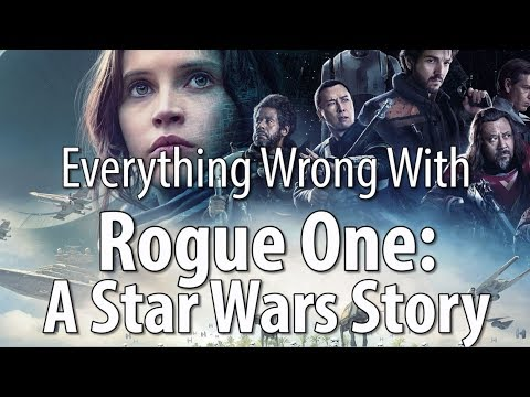 Download Youtube: Everything Wrong With Rogue One: A Star Wars Story