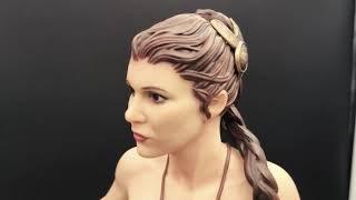 Princess Leia Slave V1 Custom Statue