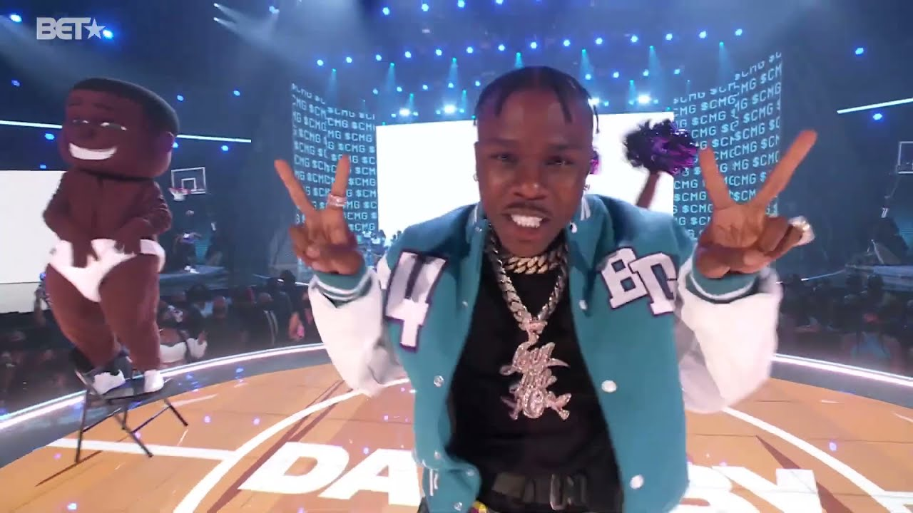 DaBaby, Tyler The Creator & Moneybagg Yo Perform | 2021 BET Awards