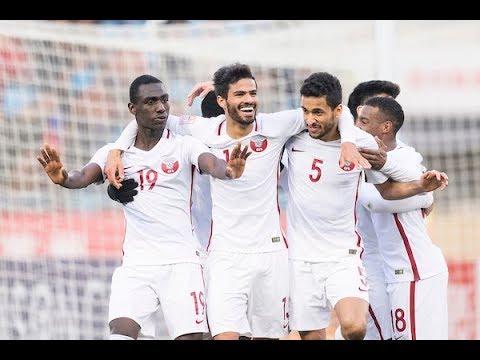 Video: U23 Trung Quốc vs U23 Qatar