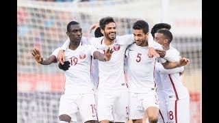China 1-2 Qatar AFC U23 Championship 2018 Group Stage