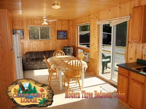 Cedar Point Lodge Modern Three Bedroom Cabins Youtube