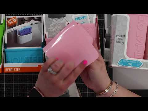 Best Craft Tool Ever! Hobby Holster Review and Ideas - Craft Organization