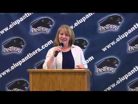 Debbie Black New EIU Women's Basketball Head Coach 51613