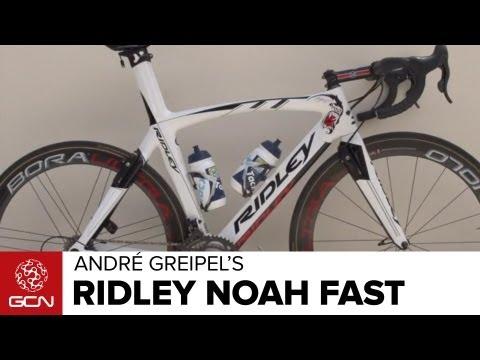Andre Greipel's Ridley Noah FAST