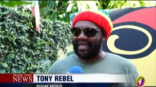 I Only Want to be Associated with Music - Buju Banton (Prime Time News) December 9 2018