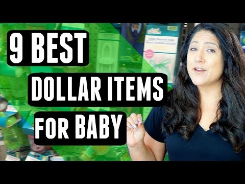 Dollar Tree Must Haves For Baby