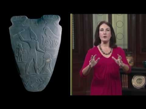 Palette of Narmer—The Conquering King