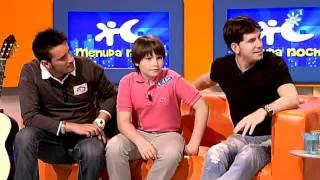 Menuda Noche Juan y Medio con Rubén López y Andy & Lucas