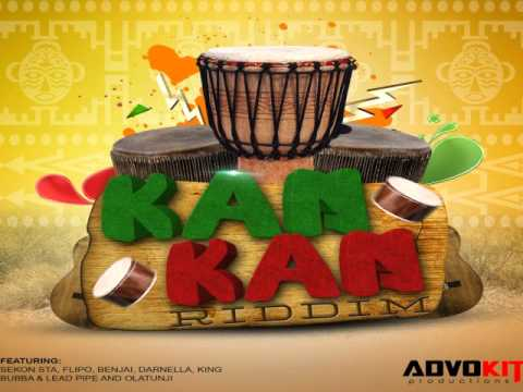 Kan Kan Riddim Mix - Threeks (Benjai,King Bubba FM & Leadpipe,Olatunji,Darnella,Flipo,Sekon Sta)