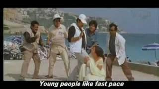 Happy Ga Jolly Ga Full Video Song | Jayam Manadera Movie Songs | Venkatesh | Soundarya