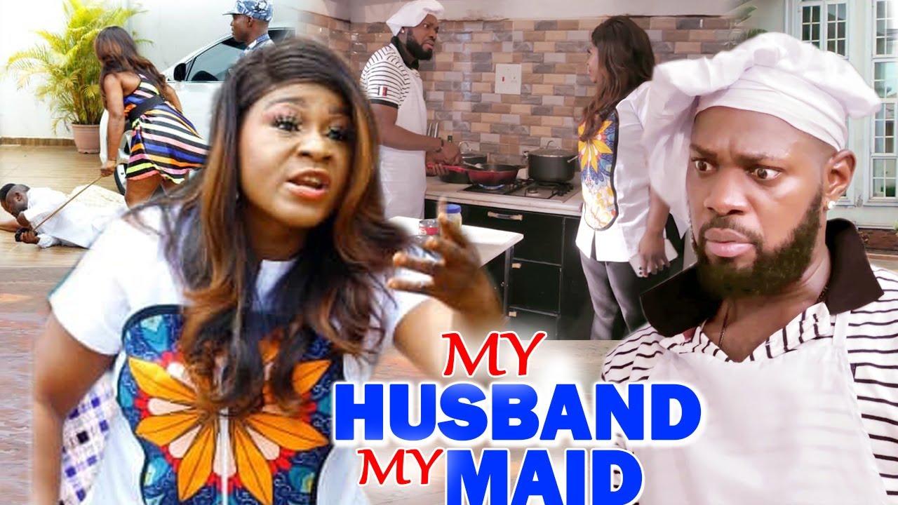 "Download MY HUSBAND MY MAID SEASON1&2 ""NEW MOVIE HIT"" DESTINY ETIKO 2021 LATEST NIGERIAN MOVIE"