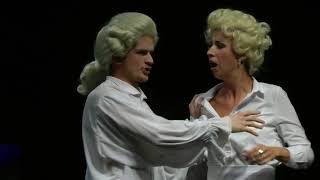 Моцарт — Свадьба Фигаро (1,2 действия). 28.07.2017