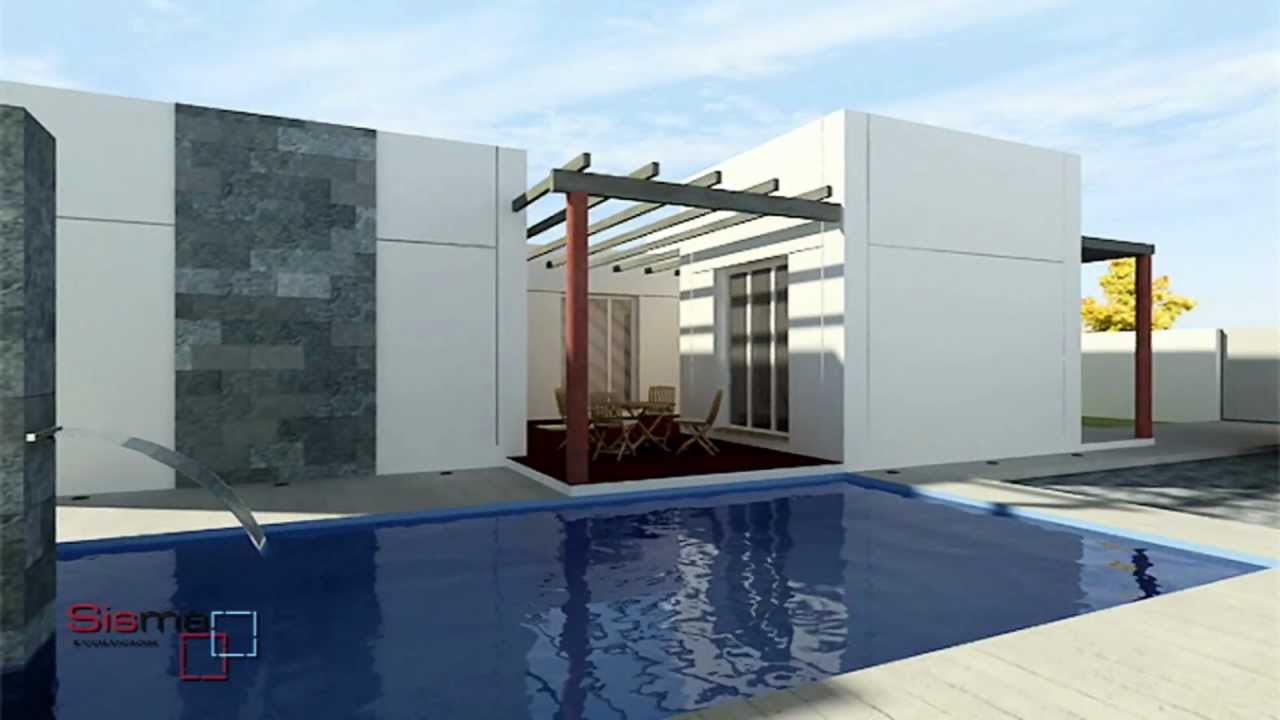 Modunova casas prefabricadas youtube - Opinion casas prefabricadas ...