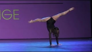 The crumbling - contemporary solo hall of fame regional ontario choreography by teddy forance dancer simone cameresi