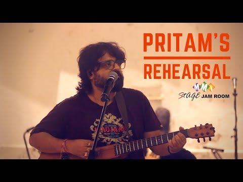 Music Rehearsal of Pritam & Team | Stage Jam Room | MMI