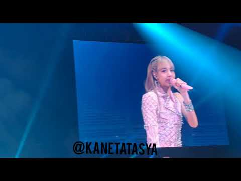 BLACKPINK IN JAKARTA ( DAY 2 ) - IN YOUR AREA TOUR - FOREVER YOUNG