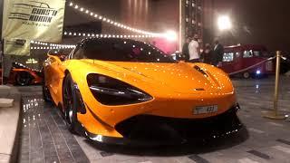 Cars'N Karak | Supercars Majlis | Grand Hyatt Dubai