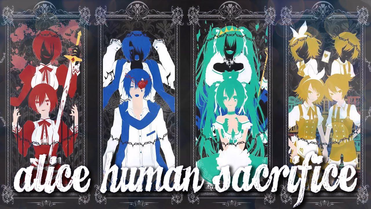 Vocaloid Wallpaper Rin {SBC} Alice Human Sacr...