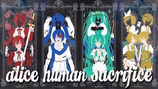 {SBC} Alice Human Sacrifice || German Cover