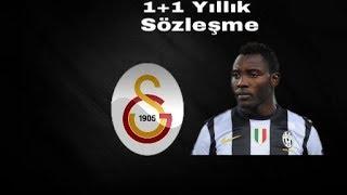 Kwadwo Asamoah Kesin Geliyor   Skiils & Goals 2017   Welcome to Galatasaray ❤️💛