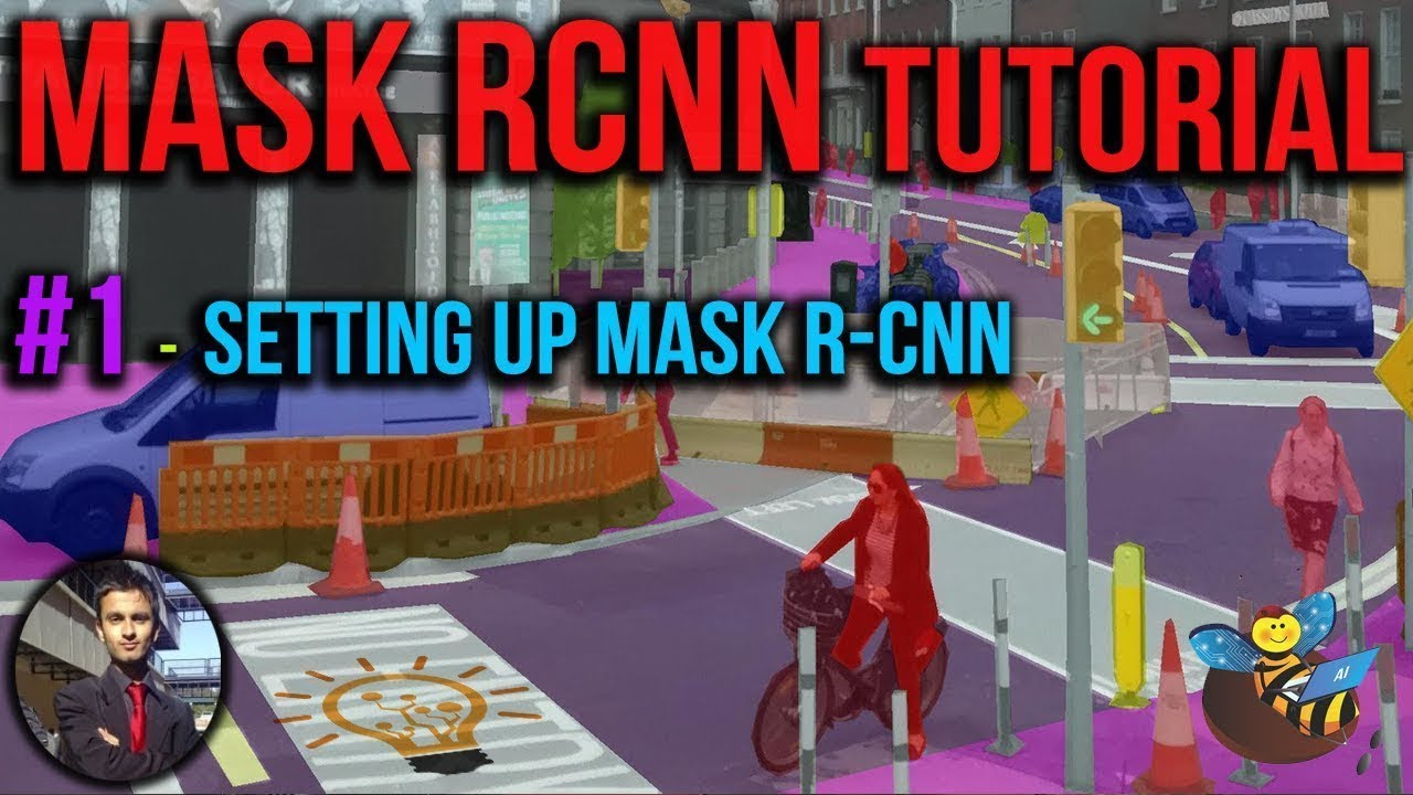 Mask RCNN Tutorial #1 - How to Set Up Mask RCNN on Windows 10