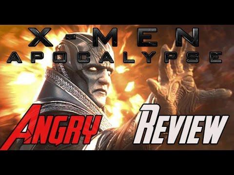 X-Men: Apocalypse - Angry Review