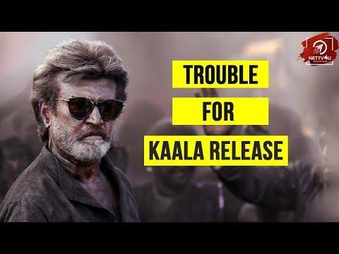 Trouble For Kaala   Rajinikanth   Pa. Ranjith