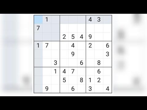 【Android/iOS】Easybrain - Sudoku 數獨遊戲 [10M+ downloads]