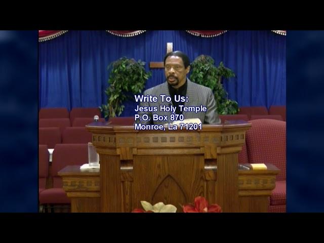 LastDays 21 7 19 7 25 But speak thou the things part 1
