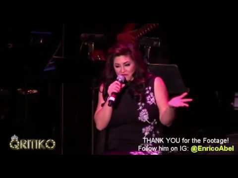 REGINE VELASQUEZ - WICKED Medley (Timeless US Tour 2016 - New Jersey)
