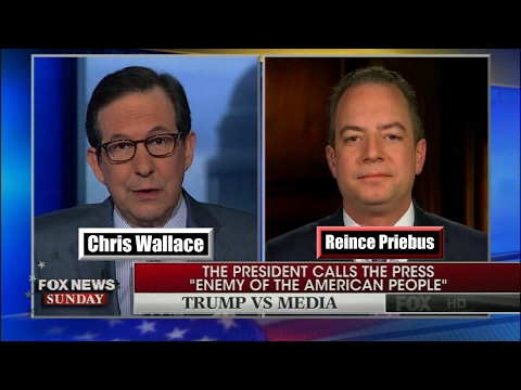 Reince Priebus Defends Trump