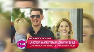 La noticia más triste para Luisana Lopilato y Michael Bublé