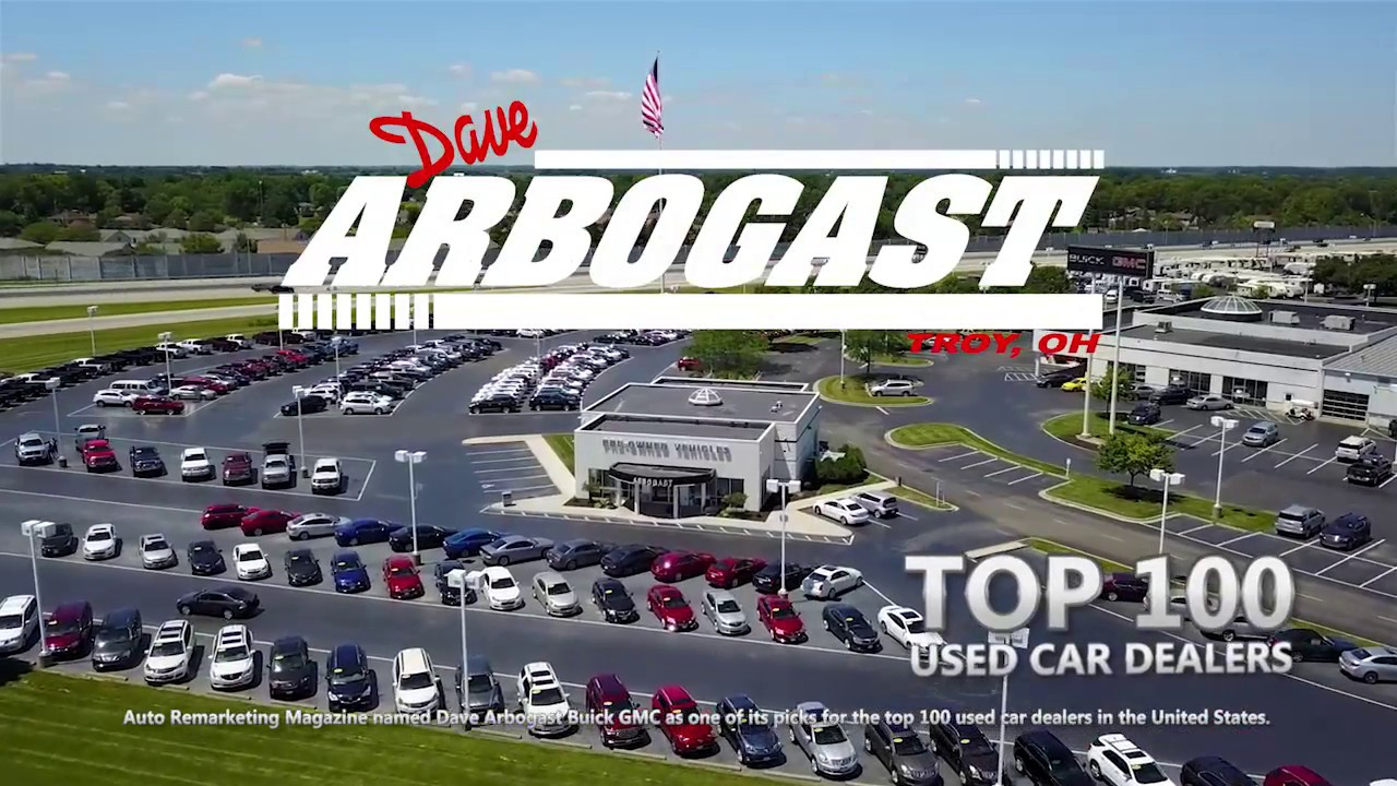 Dave Arbogast Used Cars - Race to 600 - June 2018 - YouTube