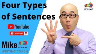 Four Sentence Types