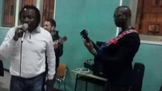 GUINE-BISSAU CARLOS DELGADO DJUMBAI ACUSTICO MUSICA(BISSAU NOBU)