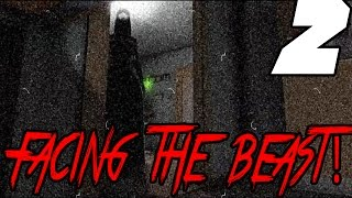 one late night creepy horror game   part 2   facing the beast