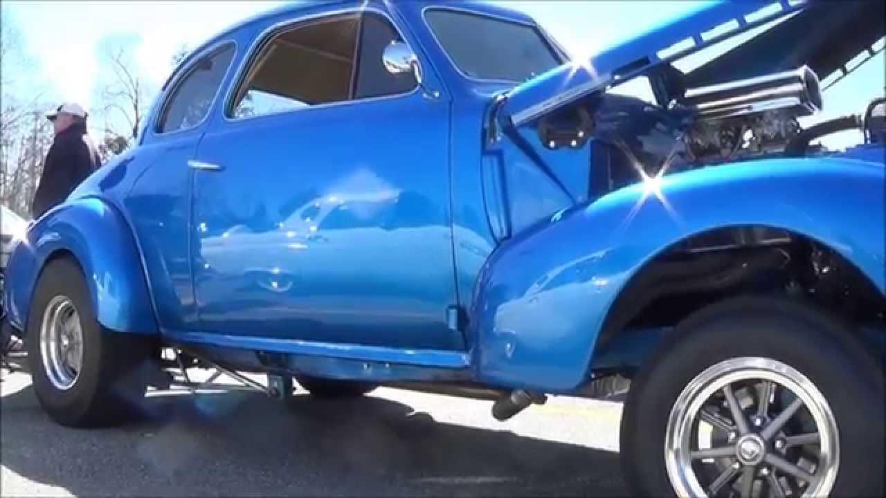 1940 Chevy Blown Gasser