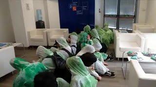 Clima, a Napoli irruzione dei 'green block' negli uffici Enel