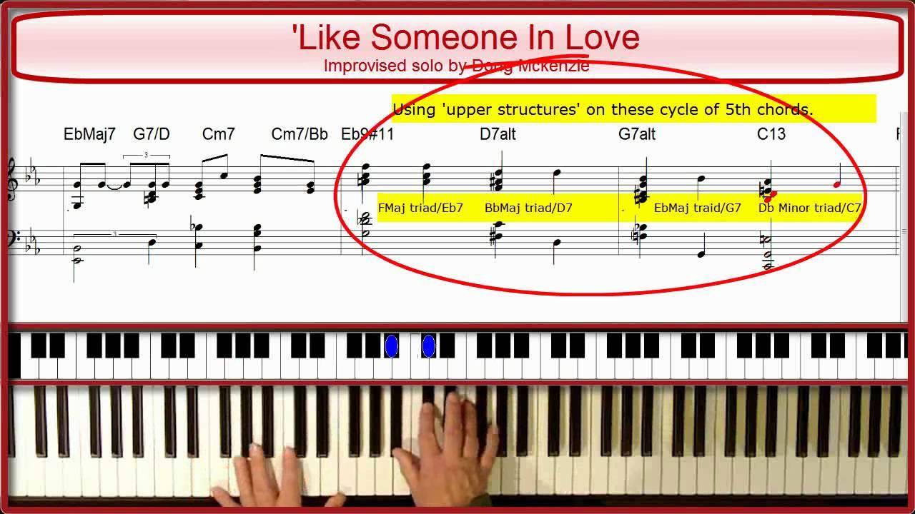 Like someone in love jazz piano tutorial youtube like someone in love jazz piano tutorial hexwebz Choice Image