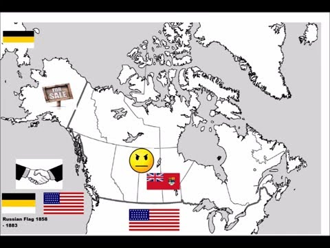 Why does America own Alaska?