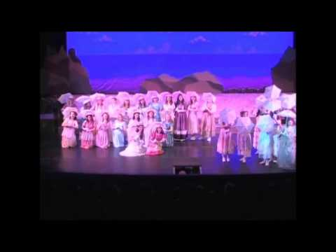 Pirates of Penzance - Climbing Over Rocky Mountains