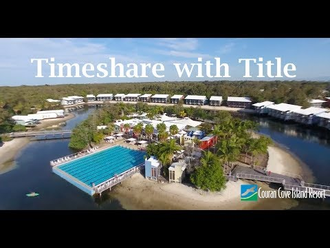 Couran Cove Island Resort Timeshare with Title