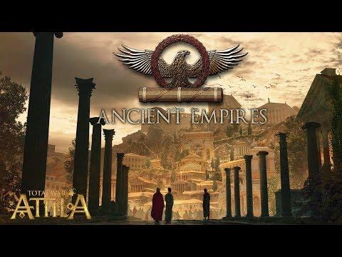 Ancient Empires [Mod] Attila Total War   Roma SPQR Cap 1