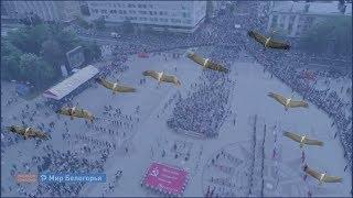 Белгород. 9 мая 2018 г. Шествие Бессмертный Полк