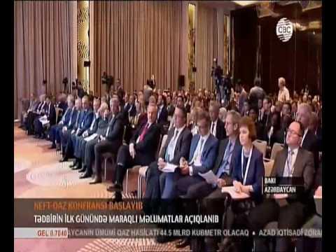 24th Caspian International Oil & Gas Azerbaijan Conference CBC