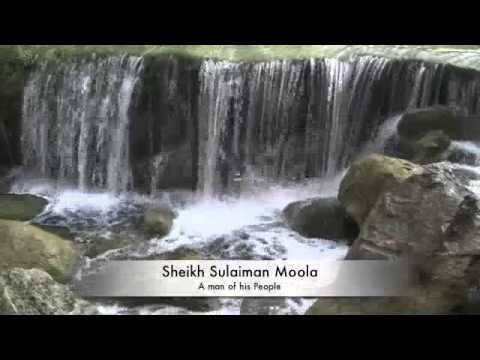 A Man of His People by Sheikh Sulaiman Moola